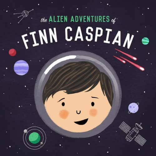 Science-Fiction Story Podcast for Kids