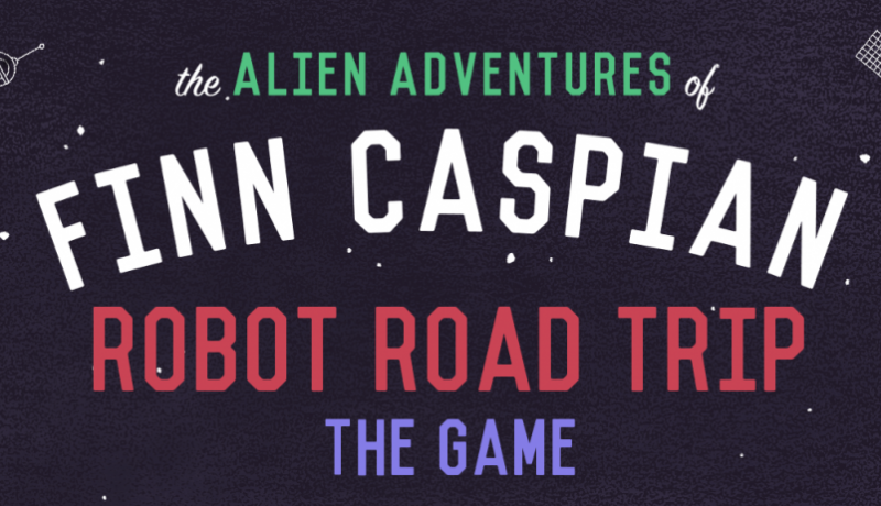 Play the Robot Road Trip Game!